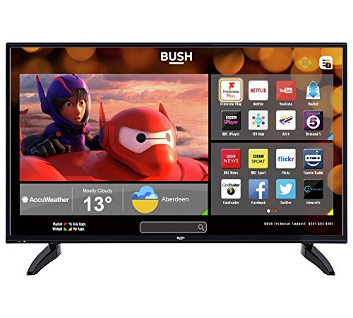 Bush 49inch FHD Smart TV with Freeview Play