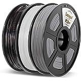 PLA/PLA+/Wood/Carbon Fiber Filament 3D Printer Filament,Enotepad 1.75mm PLA, Dimensional Accuracy ± 0.02 mm