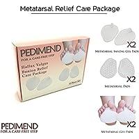 pedimendtm medizinischem Silikon Metatarsal Relief Pack–Fuß Ball Pad Kissen–für Hornhaut, Hühneraugen, Wunde... preisvergleich bei billige-tabletten.eu