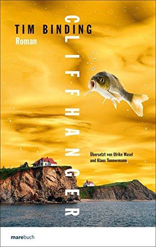 Buchseite und Rezensionen zu 'Cliffhanger' von Tim Binding