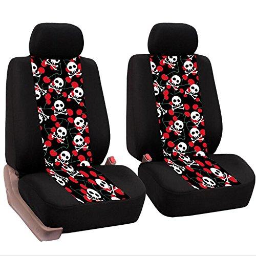 Nclon-Completo-Di-Coprisedili-Coprisedili-AnterioriSeat-CoverCoprisedili-AutoAccessori-Automobile-InterniUniversali-Ammortizzazione-Seduta-Auto