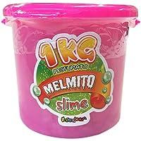 Melmito Slime perfumado de 1 kg - Rosa