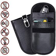 ZealBea Focus Car Key Signal Blocker Pouch Automobil Keyless Eintrag Fob Guard RFID blockierung Tasche f/ür Autoschl/üssel und Kreditkarte//Diebstahlschutz//WIFI NFC GSM LTE RF Block Faraday Kasten
