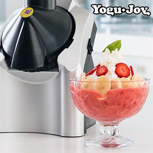 Euroweb Máquina para hacer los helados para helados yogu joy- máquina a Sorbet y yogur helado