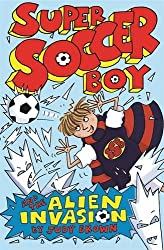 Super Soccer Boy and the Alien Invasion