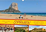 Spanien (Wandkalender 2020 DIN A3 quer): Von Kastilien - La Mancha zur Ostküste (Monatskalender, 14 Seiten ) (CALVENDO Natur) -