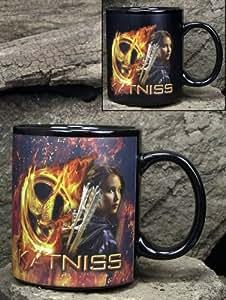 The Hunger Games Mug Thermique 11cm - Katniss Neca