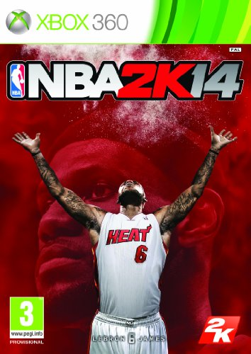 NBA 2K14 [PEGI] - [Xbox 360] Video-games Nba 2k14