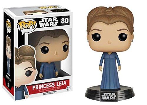 Funko Pop Princesa Leia (Star Wars 80) Funko Pop Star Wars