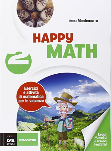 Happy math. Per la Scuola media: 2