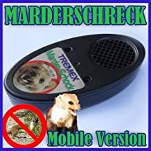 Tremex mobile Marderabwehr , Marderscheuche , Marderschreck