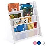 Hartley's Bücherregal für Kinder - aus Holz - weiß