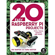Raspberry Pi®Project Handbook: Toys, Tools, Gadgets, and More!