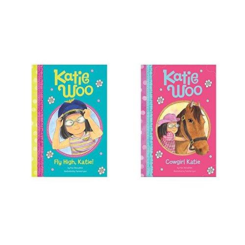 Katie Woo: Cowgirl Katie/Fly High, Katie!