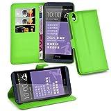 HTC Desire 816 Hülle in GRÜN von Cadorabo - Handyhülle