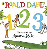 Best Books For A 2 Year Olds - Roald Dahl's 123: (Counting Board Book) Review