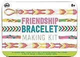 NPW Kit de artesanía de pulseras de la amistad