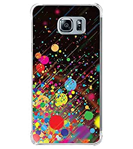 Colourful Dots Pattern 2D Hard Polycarbonate Designer Back Case Cover for Samsung Galaxy Note5 :: Samsung Galaxy Note5 N920G :: Samsung Galaxy Note5 N920T N920A N920I