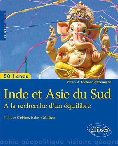 Inde et Asie du Sud À la Recherche d&#3...