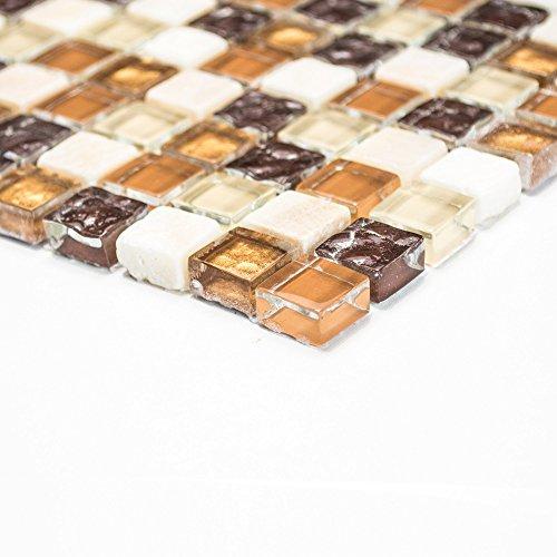 fliesen-mosaik-mosaikfliese-bad-kuche-wc-glas-stein-mix-beige-braun-8mm-neu-023