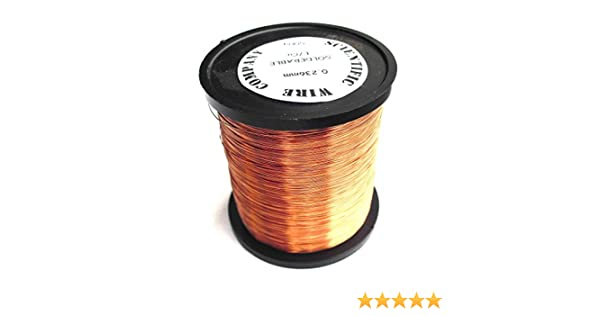 1.60mm 500GRAMS RED Enamelled Copper winding wire magnet winding wire 0.315mm