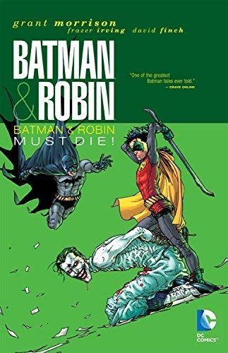 Batman And Robin TP Vol 03 Batman Robin Must Die by Cameron Stewart (Artist), Various (Artist), Grant Morrison (4-May-2012) Paperback
