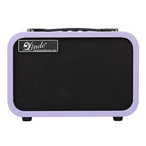 Lindo AGV-10 Vintage Akustik/Elektro-Akustik 10W Gitarrenverstärker - Retro Purple