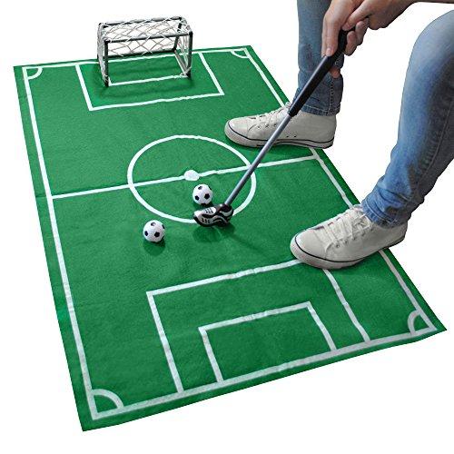 BBTradesales MANTOILETFOOTIE - Mann WC Fußball (Wc-golf-spiel)