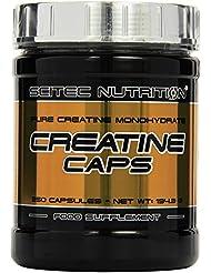 Scitec Nutrition Creatine, 250 Kapseln, 25100