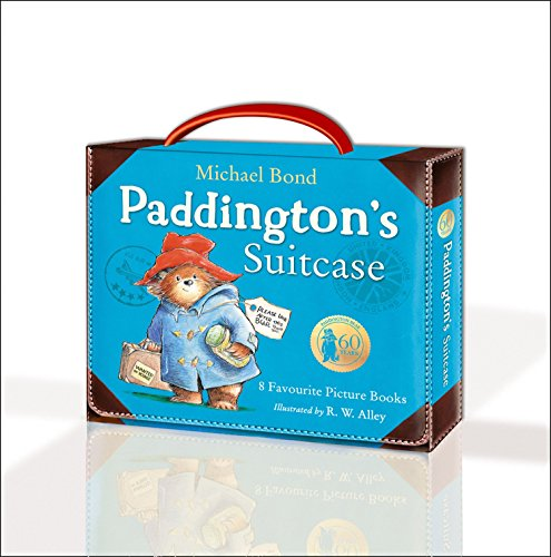 Paddington Suitcase (Eight book ...