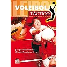 Voleibol táctico (Spanish Edition)