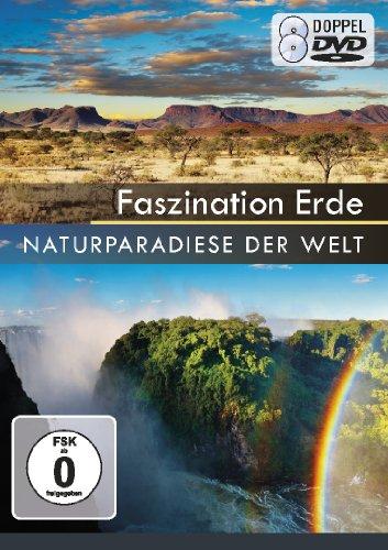 Naturparadiese der Welt (2 DVDs)