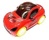 ToyMart 1:18 3D Light Racing Car With Mu...