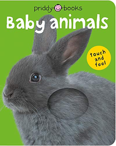BRIGHT BABY T F BABY ANIMALS Bright Baby Touch and