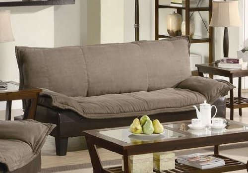 futon-sofa-bed-with-tapered-wood-legs-in-two-tone-finish