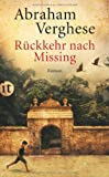 'Rückkehr nach Missing: Roman (insel taschenbuch)' von Abraham Verghese