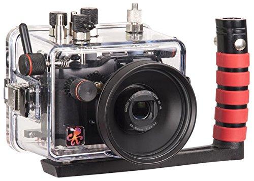 Ikelite 6182.71 Carcasa submarina para cámara - Carcasa acuática para cámaras (60 m, Policarbonato, Nikon Coolpix P7100, 191 mm, 168 mm, 173 mm)