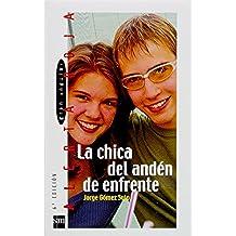La chica del andén de enfrente (eBook-ePub) (Alerta roja nº 36)