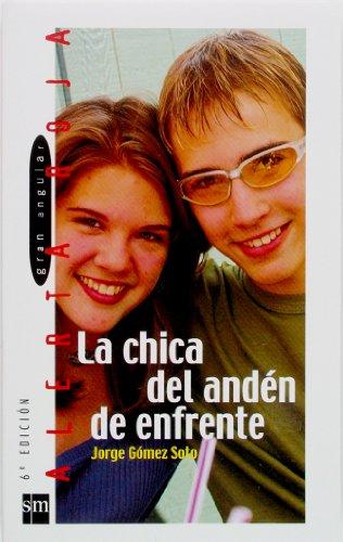 La chica del andén de enfrente (eBook-ePub) (Alerta roja nº 36) por Jorge Gómez Soto