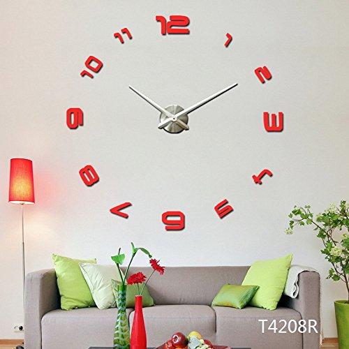 ck für Wohnzimmer Schlafzimmer shop Spiegel DIY fairy Butterfly Wall Sticker Sterne kreative konzentriert Dekoration (Nacht Unter Den Sternen-dekorationen)
