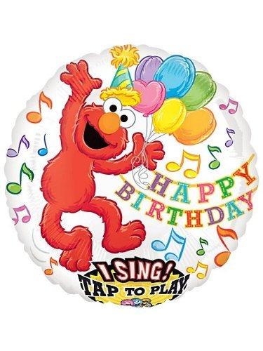 Singender Ballon Elmo