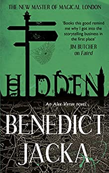 Hidden: An Alex Verus Novel from the New Master of Magical London (English Edition)