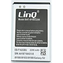 LINQ® i9100batteria per Samsung i9100/i9103/i9188/Galaxy S2