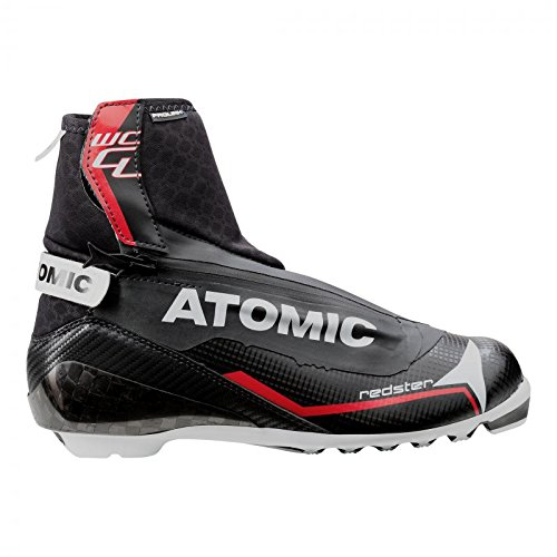 Atomic Unisex-Erwachsene Nbo ATO Racing Inl Schneestiefel, Schwarz (Negro 000), 43 2/3 EU
