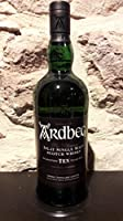 Ardbeg Ten Years Old Islay Single Malt Whisky, 11.67 cl from FINANCE DEPARTMENT 13 GROSVENOR CRESCNT  LONDON SW1X 7EE