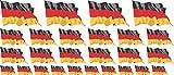Mini Aufkleber Set wehend - 4x 51x31mm+ 12x 33x20mm + 10x 20x12mm- selbstklebender Sticker - Fahne - Germany - Deutschland - Flagge / Banner / Standarte fürs Auto, Büro, zu Hause und die Schule - Set of 26