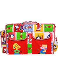 Ole Baby Premium Quality Smart Organizer,Multi-Function,Waterproof and Washable Diaper Bag.