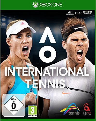 AO International Tennis Standard Xbox One