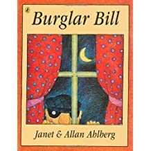 Burglar Bill (Picture Lions) by Janet Ahlberg (1979-05-14)
