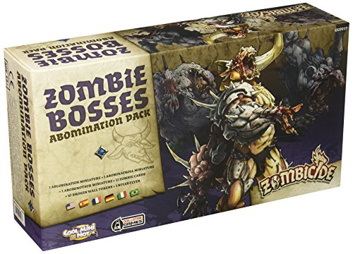 Preisvergleich Produktbild Black Plague The Zombie Bosses - Abomination Pack multilingual deutsch